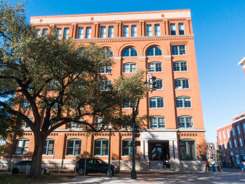 Sixth Floor Museum, em Dallas